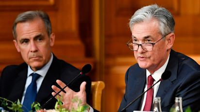Central bank independence under threat from angry public, warns Fed boss Powell