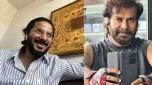 Dulquer Salmaan Reacts to Dad Mammootty's Viral Gym Pics