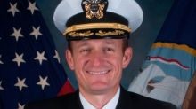 The Navy hasn't ruled out reinstating the aircraft-carrier captain fired over his handling of a coronavirus outbreak
