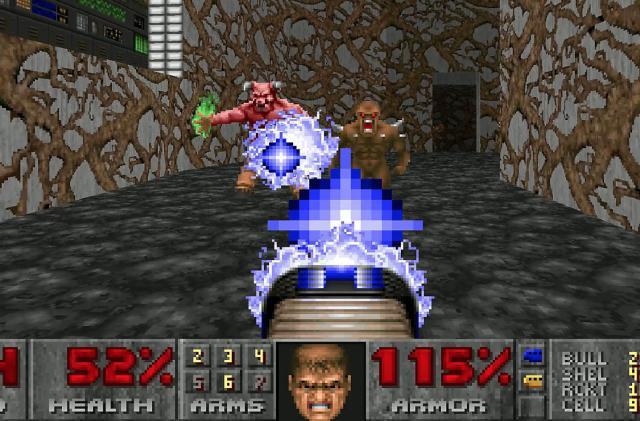 After 27 years, 'Doom' and 'Doom 2' get widescreen support