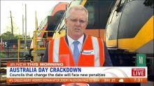 Scott Morrison calls for national day for indigenous Australians