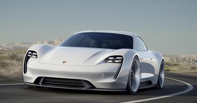 Porsche green lights its all-electric Mission E concept