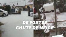 En Savoie et en Haute-Savoie, 15cm de neige attendus