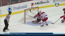Patrick Dwyer beats Martin Brodeur five-hole