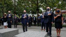 Biden se une a Pence y Cuomo en ceremonia en Nueva York por víctimas del 11 de septiembre