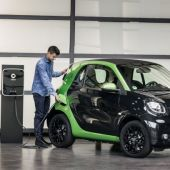 2018 Smart ForTwo Electric Drive details released before Paris Motor Show