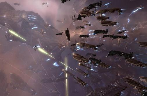 96 percent of EVE Online players are male