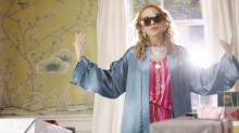 Nicole Richie's secret to giving great gifts? Being the best … rapper