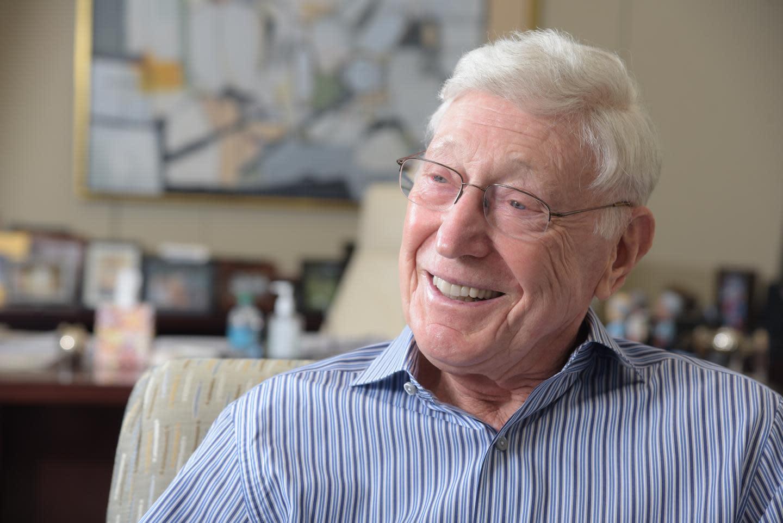 Georgia leaders raising $90M to honor Bernie Marcus