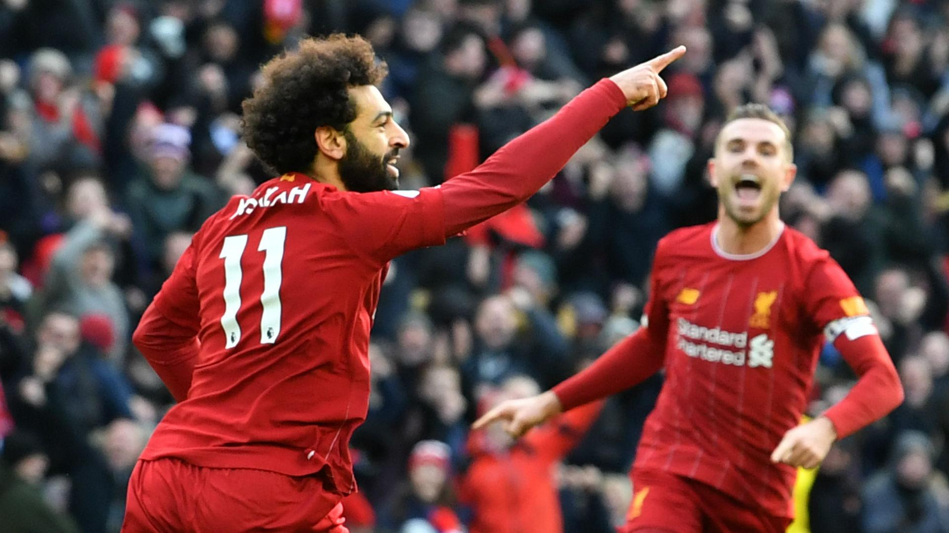 Salah hailed as Messi-esque after another match-winning performance for Liverpool