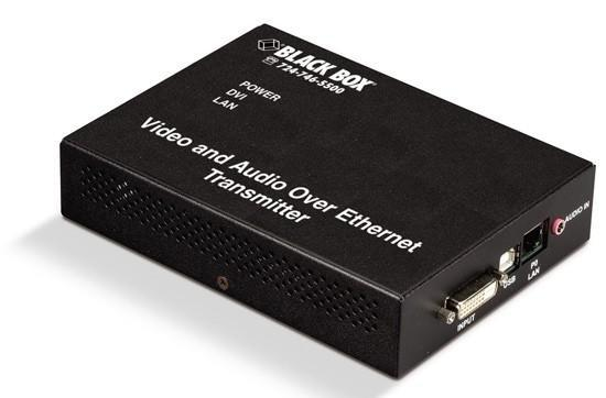 Black Box doles out new media distribution over Ethernet device