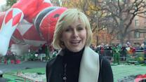 Balloons are Blown Up for Macy's Thanksgiving Day Parade