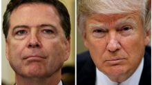 Trump said he had 'confidence' in Comey last month. Now he accuses Democrats of hypocrisy.