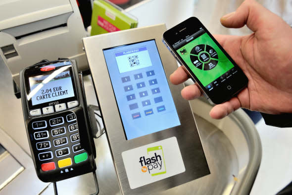 Mobile Payments may be a big part of the next iPhone