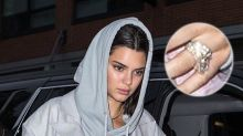 What's Up With the Ring on THAT Finger, Kendall Jenner?