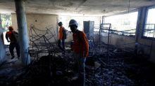 Al menos una decena de niños muere tras un incendio en un orfanato en Haití