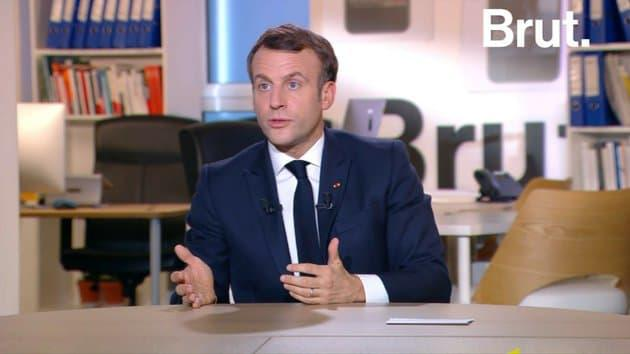 """""""Une chance pour la France"""": Macron plaide pour l'enseignement de l'arabe à l'école"""