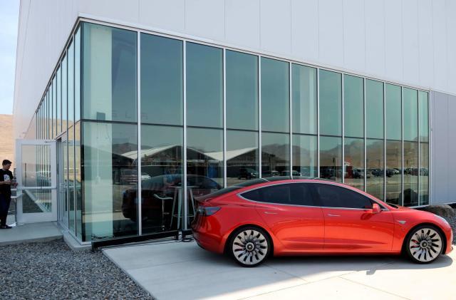 Tesla enhances security following report of ex-employee threat