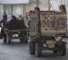 Israeli strike on Gaza kills 7, unrest spreads to West Bank
