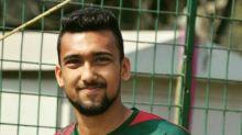 Mumbai City FC defender Sarthak Golui looking to become a India regular!