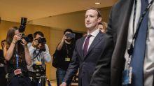 Zuckerberg's EU visit highlights stark difference between Europe and U.S.