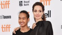 Maddox Jolie-Pitt Praises 'Fun, Funny' Mom Angelina as She Talks Year Full of 'Ups and Downs'