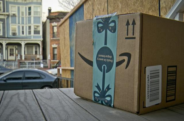 Fast delivery may negate the environmental benefits of online shopping