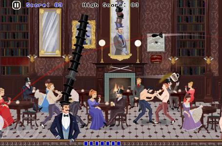Max Gentlemen, extreme manners hat-stacking sim, gets funded