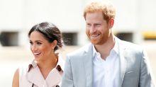 這位「荷里活金球獎影帝」將會成為梅根和哈里王子BB的教父?