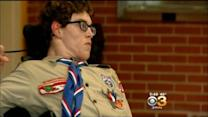 Young Man Suffering From Cerebral Palsy Overcomes All Odds To Achieve Goal