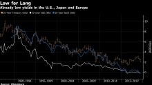 Strategists Ponder Sub-1% U.S. Yields