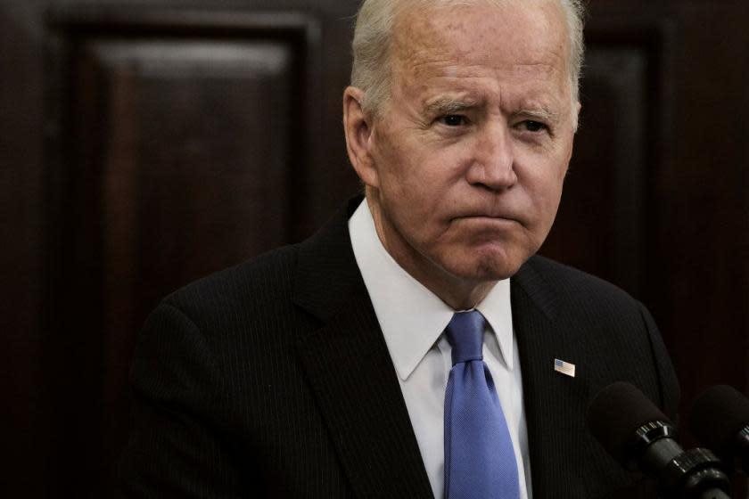 Biden reportedly has a 'short fuse'