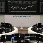 World equities edge higher despite U.S.-China tensions