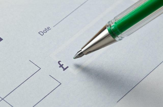 UK banks can now clear cheques in a day