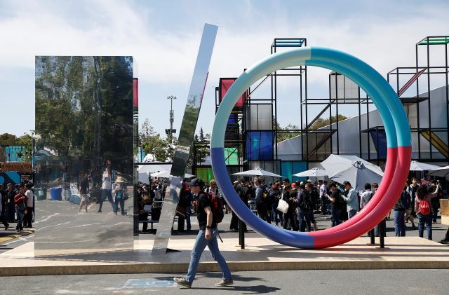 Google's virtual I/O developer conference kicks off on May 18
