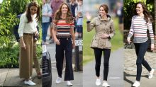 Herzogin Kates Lieblings-Sneaker kosten gerade weniger als 40 Euro