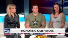 Charitable foundation helps wounded combat veterans return to healthy fitness regimes