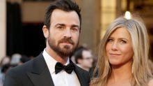 Justin Theroux opens up about Jennifer Aniston split