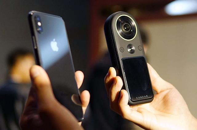 The world's smallest 8K 360 camera can fit in your pocket