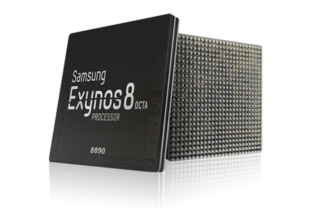 Samsung's 'premium' smartphone chip puts everything in one place