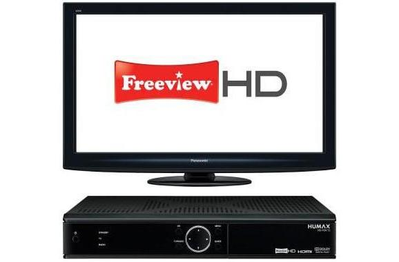 Humax HD-FOX T2 and Panasonic TX-P42G20B become the first Freeview HD tuners on sale in the UK
