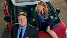 Peter Kay shares emotional new Car Share scene sketch