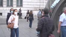 Máscara com válvula e viseira não impede propagação da Covid-19