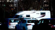 Im Herbst den passenden Stellplatz für Campingmobile finden