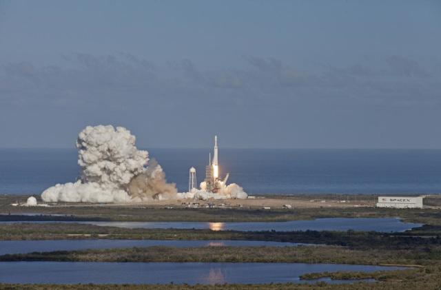 NASA's upcoming Moon mission may use commercial rockets