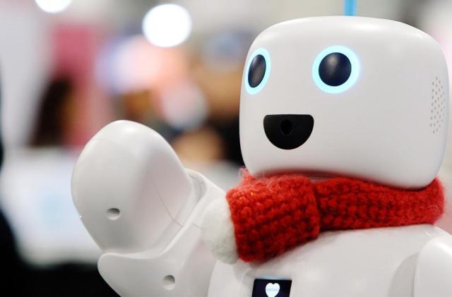 PiBo is a robotic companion for single people