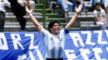 Diego Armando Maradona muere a los 60 años