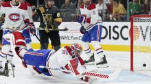 Canadiens come up short in first trip outside of Canada