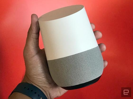 Google's original Home smart speaker is on sale for $30