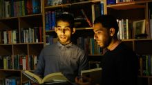In besieged Gaza, first English library to open window to world